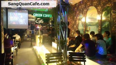 Sang quán cafe bóng đá mặt tiền quận Gò Vấp