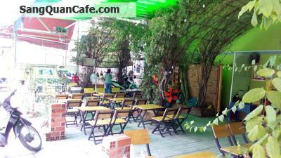 Sang quán cafe bóng đá mặt tiền quận Thủ Đức