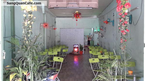 Sang quán cafe bóng đá mặt tiền Thoại ngọc Hầu