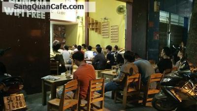 Sang Quán Cafe bóng đá quận 9