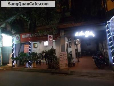 Sang quán cafe bóng đá quận Phú Nhuận