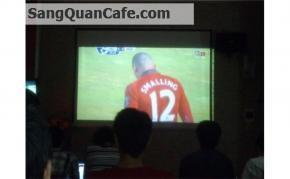 Sang quán cafe bóng đá tại Đà Nẵng