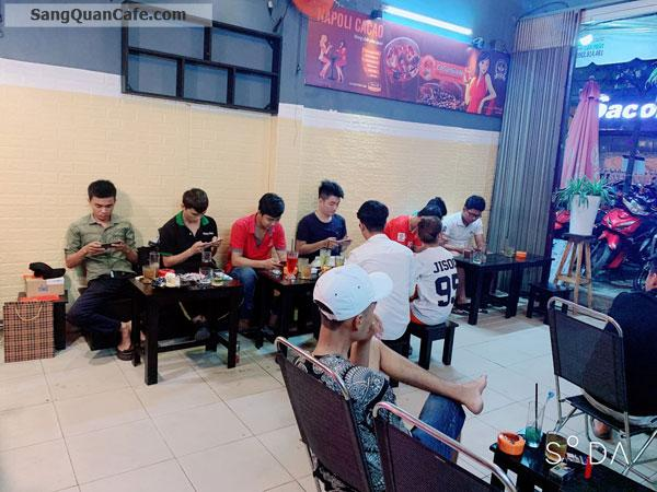 Sang quán Cafe Boss Quận 8