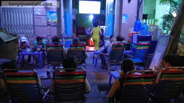 Sang Quán cafe C/C 336 Nguyễn Văn Luông, Q. 6