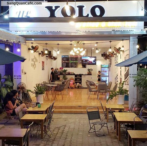 Sang Quán Cafe C7 Khu Lacasa quận 7