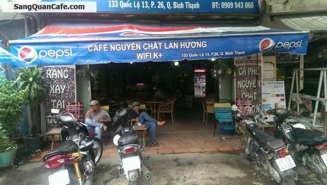 Sang quán cafe cạnh bến xe Miền Đông