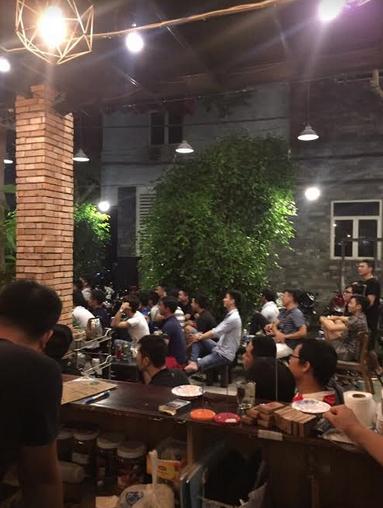 Sang quán cafe Cây Xanh góc 2 MT Quận Bình Thạnh