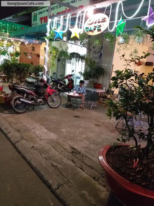 Sang quán cafe cc Khang Gia, Gò Vấp