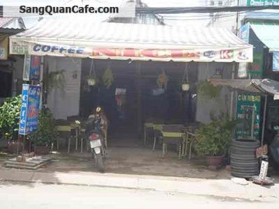 Sang quán cafe Chòi võng Bình Chánh