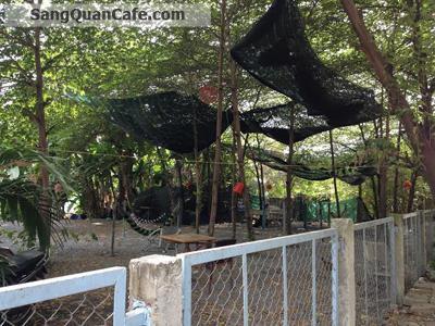 Sang quán cafe chòi võng bờ sông Khu Chung cư K26