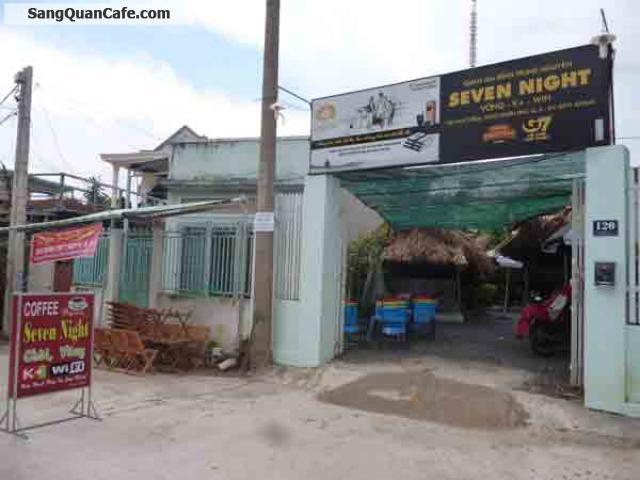 Sang quán cafe Chòi Võng đường Man Thiện