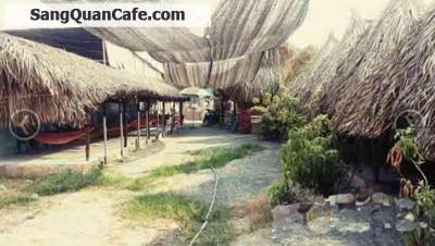 Sang quán cafe Chòi Võng đường N1, KDC Biconsi