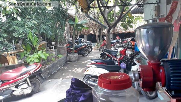 Sang quán Cafe chòi võng, sân  vườn quận  9