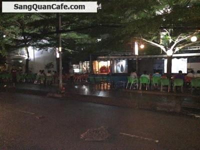 Sang quán cafe chung cư C3 Man Thiện