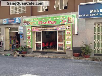 Sang quán cafe Chung Cư Khang Gia