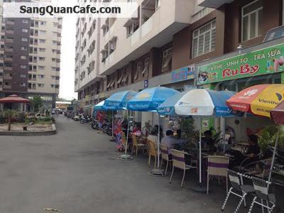 Sang quán cafe Chung Cư Khang Gia, Gò Vấp