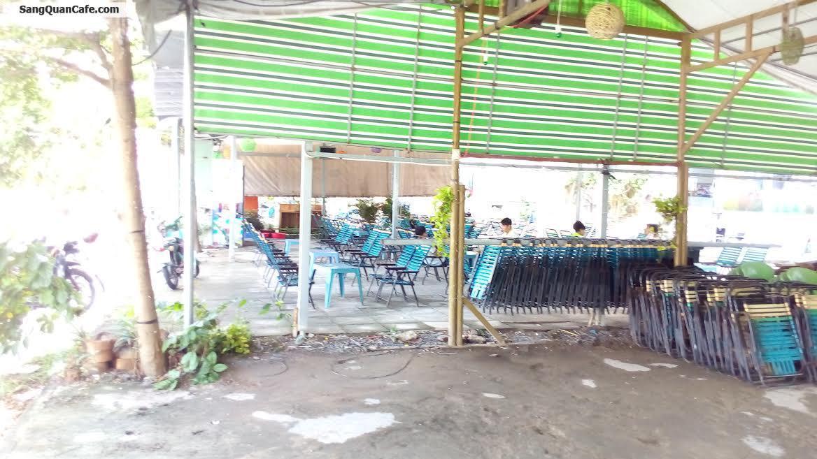 Sang quán cafe chung cư Man Thiện quận 9