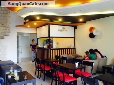 Sang quán cafe Chung cư Petro Land Quận 2