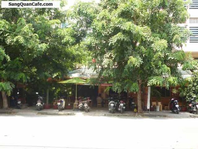 Sang Quán Cafe chung cư Sơn Kỳ