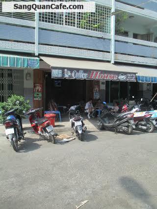 Sang quán cafe chung cư Tôn Thất Thuyết