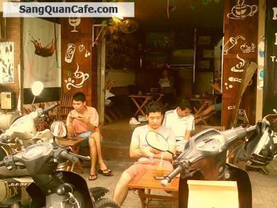 Sang quán cafe có lượng khách ổn định