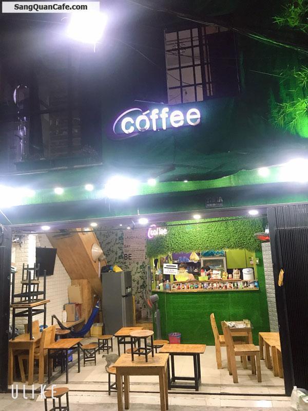 Sang quán cafe cơm- ăn vặt khu đông dân cư và trường học