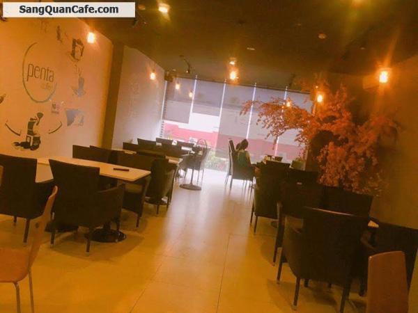 Sang quán cafe Cơm cơm văn phòng đường Lê Bình