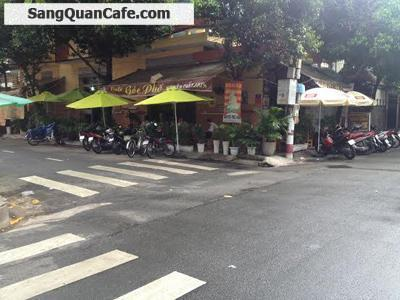 Sang Quán Cafe - Cơm góc 2 mặt tiền  Khu K300