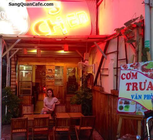 Sang quán cafe Cơm Trưa văn phòng