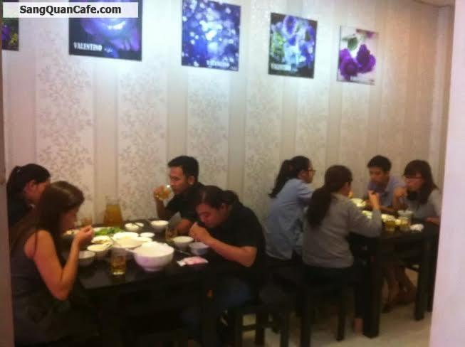 Sang quán cafe cơm trưa văn phòng Đường D2 Bình Thạnh