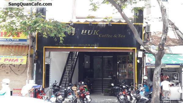 Sang quán cafe - cơm trưa văn phòng đường Đinh Tiên Hoàng