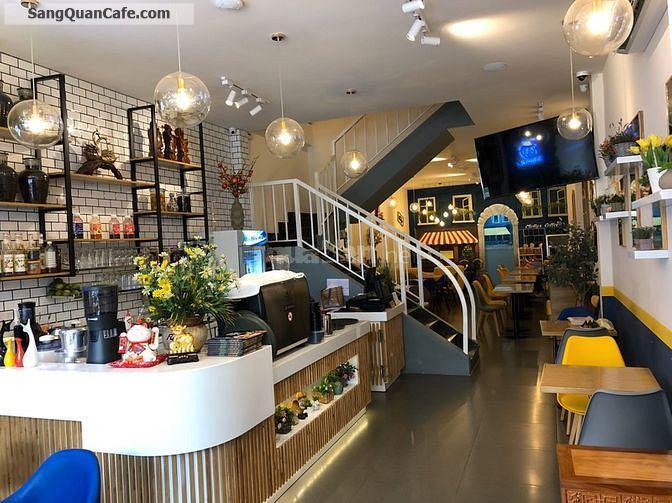 Sang quán Cafe, cơm trưa Văn phòng Mellys Coffee