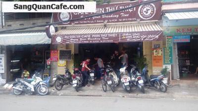 Sang quán cafe đối diện chùa Ngọc Hoàng quận 1
