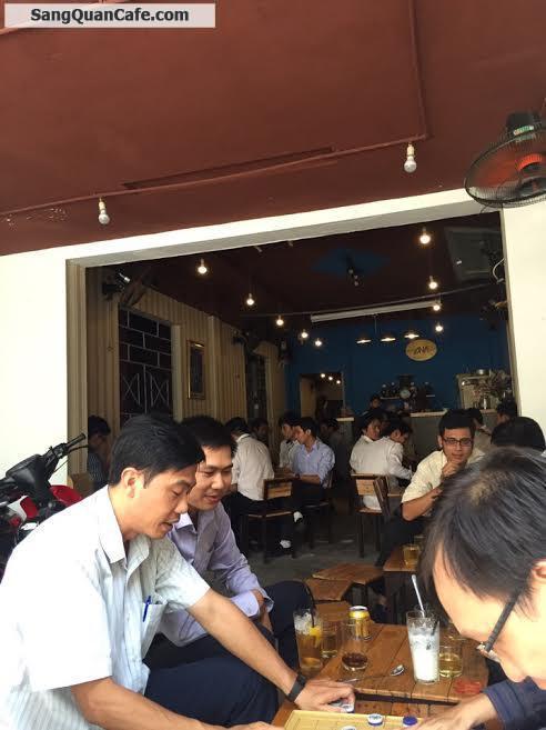 Sang quán cafe cơm trưa VP Quận tân Bình