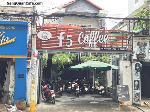 Sang quán cafe cơm trưa Vp vị trí đắc địa