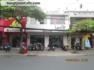 Sang quán cafe - cơm văn phòng  Quận 3