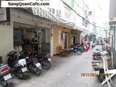 Sang quán cafe - cơm văn phòng  quận 5