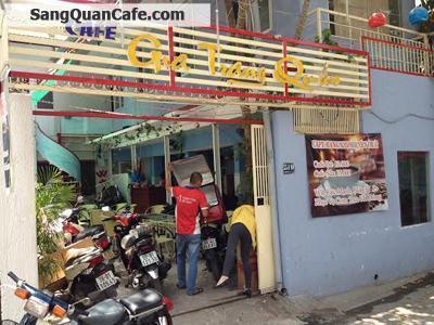 Sang quán cafe cơm văn phòng đường Cộng Hòa