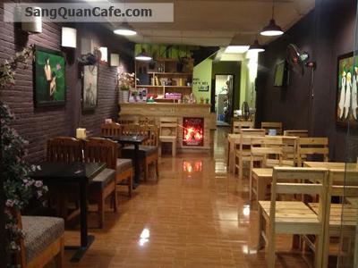 Sang quán cafe cơm văn phòng đường D 2