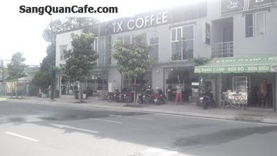 Sang quán cafe, cơm văn phòng đường Phạm Văn Đồng