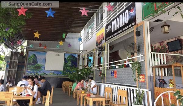 Sang Quán cafe Cơm văn phòng - khu dân cư đông