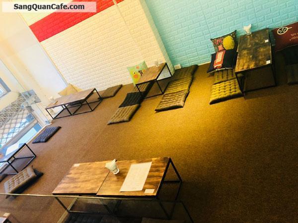 Sang quán cafe cơm văn phòng khu sân bay