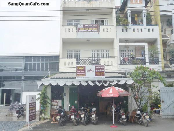 Sang quán cafe cơm văn phòng khu Thảo Điền quận 2