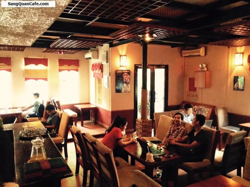 Sang quán cafe Cơm Văn Phòng - Máy Lạnh mặt tiền Hòa Bình