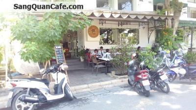 Sang quán Cafe - Cơm văn phòng máy lạnh ngay Phú Mỹ Hưng