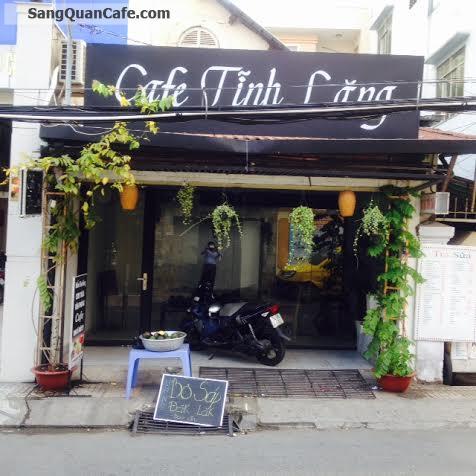 Sang Quán Cafe - Cơm văn phòng Máy Lạnh Quận 3