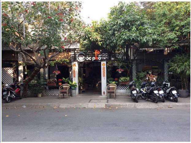 Sang quán cafe cơm văn phòng quận 7