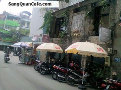 Sang quán cafe - cơm văn phòng Quận Bình Thạnh