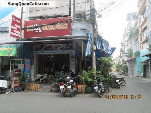Sang quán cafe, cơm văn phòng quận Gò Vấp