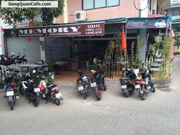 Sang Quán Cafe - Cơm VP - Máy Lạnh, góc 2 Mặt Tiền khu Chung Thuận Việt